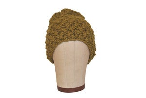 Image of Back Country Beanie in Mustard