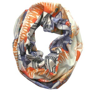 Image of Pavo. Single Loop Infinity Scarf ****SHIPS 5/24