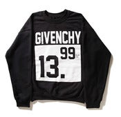 Image of #PlusTax: Givenchy Black Crewneck Sweatshirt
