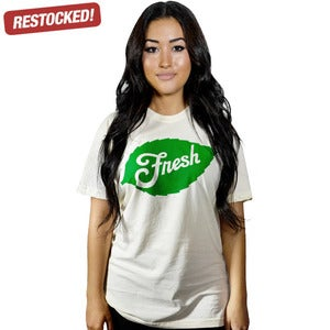 Image of natural organic freshirt (UNISEX)