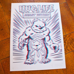 Image of Hug LIfe - Beast Within