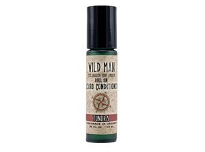 Image of Wild Man Roll On Beard Conditioner - Tundra - 10ml