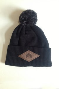Image of Thunder Patch Bobble Hat