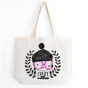 Image of Organic tote bag