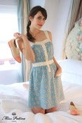 Image of Good Egg Dress (powder blue)