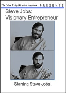 Image of Steve Jobs: Visionary Entrepreneur [DVD]