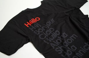 Image of Hello T-Shirt