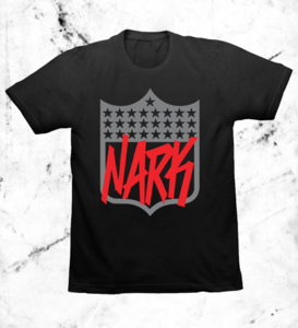 Image of NARK FOOTBALL BLACK