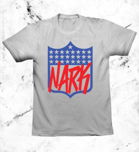 Image of NARK FOOTBALL WHITE