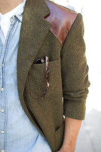 Image of Rugged Blazer
