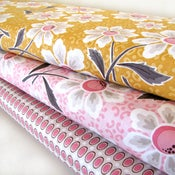 Image of Daisy Cottage Fabric by Riley Blake Designs per metre