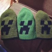 Image of Minecraft Beanie