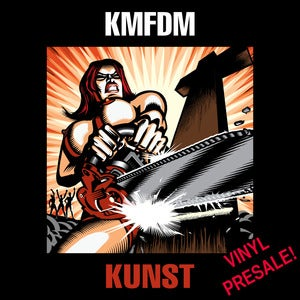 Image of KUNST VINYL LP