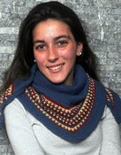 Image of Kit Chal Billie Jean - Diseño de Alba Cabrera / Kit Billie Jean Shawl - Designed by Alba Cabrera