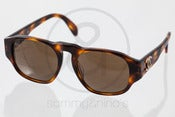 Image of Chanel 01452 Brown :: Vintage Sunglasses