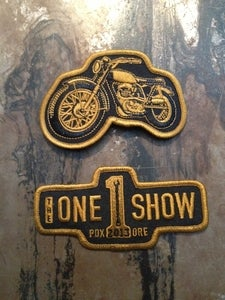 Image of The One Show Patch