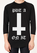 Image of put a (upside down cross) on it