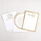 Life - Gold Foil Cards