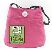 Image of 4-Pocket Skirt Bag PDF Sewing Pattern
