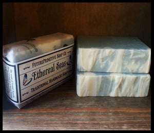 Image of Ethereal Seas Handmade Soap