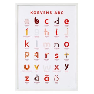 Image of Korvens ABC