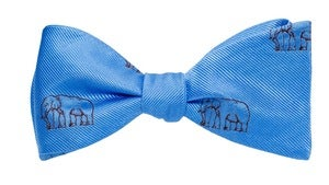 Image of A Jumbo Elephant Bow Tie
