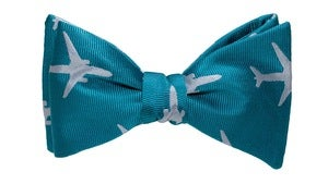 Image of Airplane Bow Tie