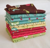 Image of Wildflowers Fat Quarter Pack
