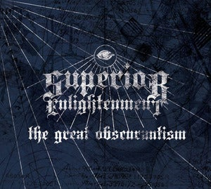 Image of Superior Enlightenment - The great obscurantism CD digipack