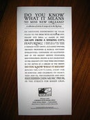 Image of New Orleans Broadside