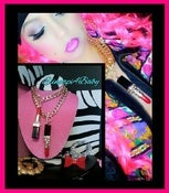 Image of ★XL LIPSTICK★ Necklace (LIMITED EDITION)