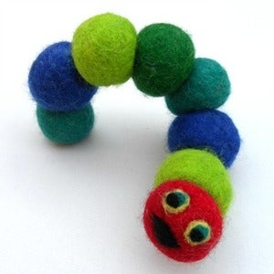 Image of Felt Caterpillar