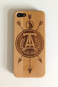 Image of Thunder iPhone 5 Case
