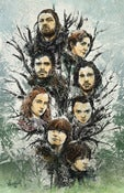 Image of Pack of Wolves - Game of Thrones