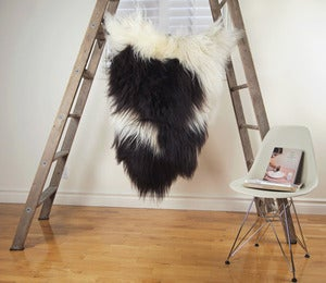 Image of Large Spotted Sheepskin SP-165