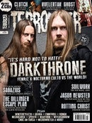 Image of Terrorizer 233 - subscribe and get Orange Goblin's 'A Eulogy for the Damned' absolutely free!