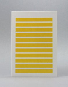 Image of Stripetown Yellow