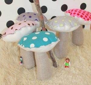 Image of Mini champignon doudou