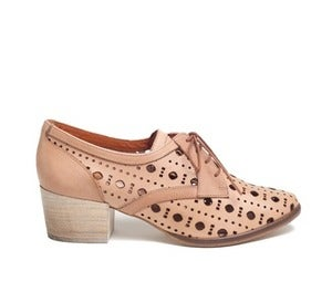 Image of Miista Ondria Make-up laser cut brogues