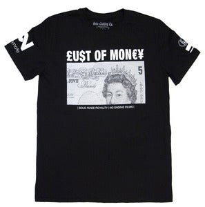 Image of Lust Of Money Tee