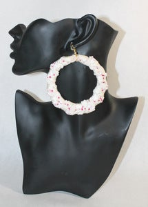 Image of &quot;Camille&quot; Lace Hoops