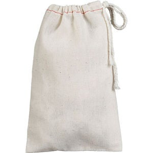 Image of Muslin Treat/Gift Bags- Set of 5
