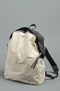 Image of Waxed Daily Backpack