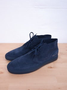Image of Common Projects - Chukka Suede Sneakers