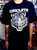 Image of CIRCUITS - tiger shirt