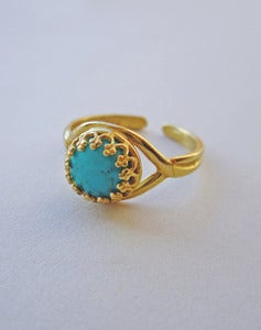 Image of Aria - Turquoise Ring
