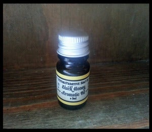 Image of Black Honey Aromatic Oil