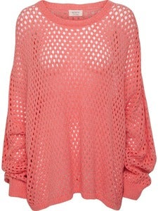 Image of Numph Babette Coral Knit