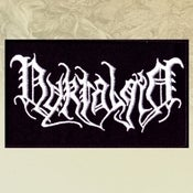 Image of NYKTALGIA - Logo Patch