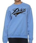 Image of PSOE Crewneck (Carolina Blue)